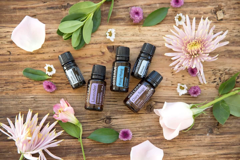 Postpartum & Breastfeeding Therapeutic grade essential oils
