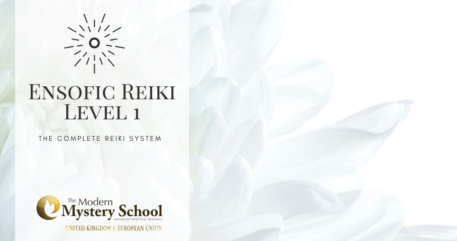 Ensofic Reiki Level 1